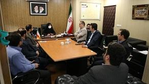 برگزاری جلسه شورای معاونین منطقه دو