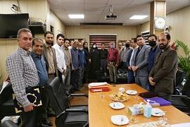 به مناسبت هفته دفاع مقدس؛ از ایثارگران منطقه دو شهرداری رشت تجلیل شد