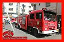 نجات 17 شهروند توسط آتش نشانان از میان آتش و دود/ به روایت تصویر