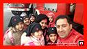 آموزش نکات ایمنی به کودکان مهد سامره در سالن آموزش ایستگاه 13 آتش نشانی