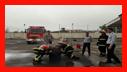 آموزش ایمنی و آتش نشانی به کارکنان شرکت دارویی ممتاز /آتش نشانی رشت