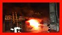 عملیات 125 در پی آتش سوزی در خیابان تختی رشت/ آتش نشانی رشت