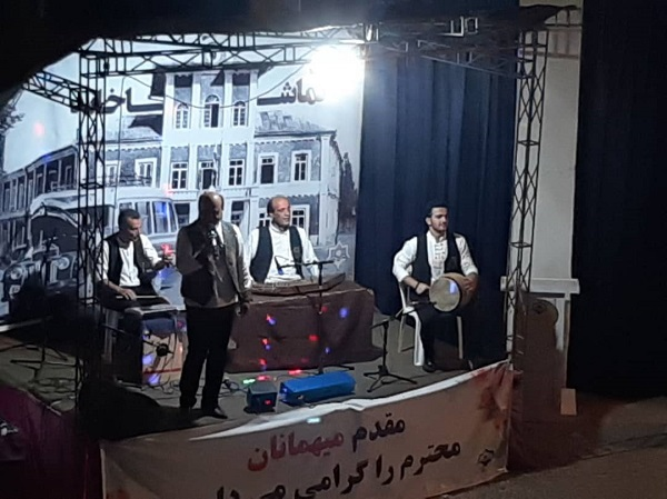 سازمان فرهنگی ، اجتماعی و ورزشی شهرداری رشت:برگزاری شب های موسیقی سنتی در تماشاخانه روباز