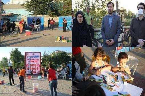دومین برنامه ی جشنواره ی نسیم کرامت که به همت سازمان فرهنگی،اجتماعی و ورزشی شهرداری رشت درمجموعه پارک توحید به روایت تصویر