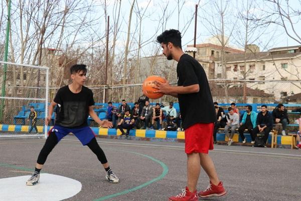 سازمان فرهنگی،اجتماعی و ورزشی شهرداری رشت : مسابقات بسکتبال جام فجر