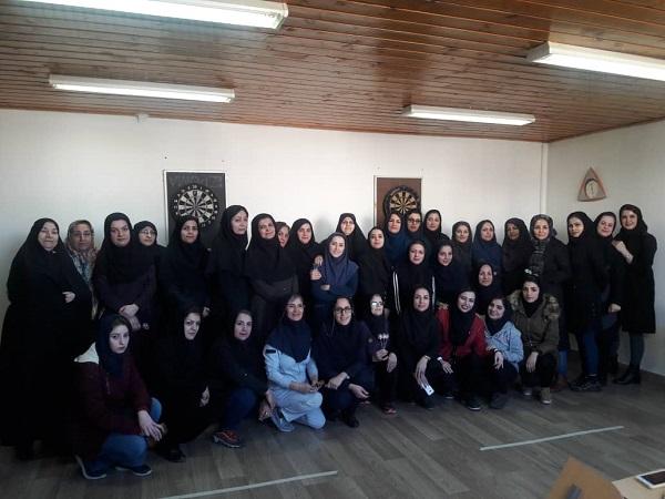 سازمان فرهنگی اجتماعی و ورزشی شهرداری رشت: مسابقات رشته دارت بانوان جام فجربرگزارشد