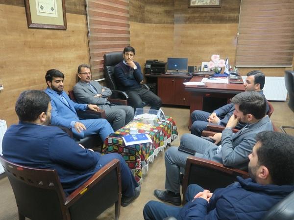 نشست برنامه ریزی اجرایی طرح شهردار مدرسه برگزار شد
