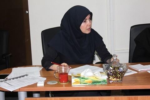 چهارمین جلسه کار گروه پیگیری عوارض در تاریخ 95/1/26 در دفتر  مدیریت درآمد برگزار گردید